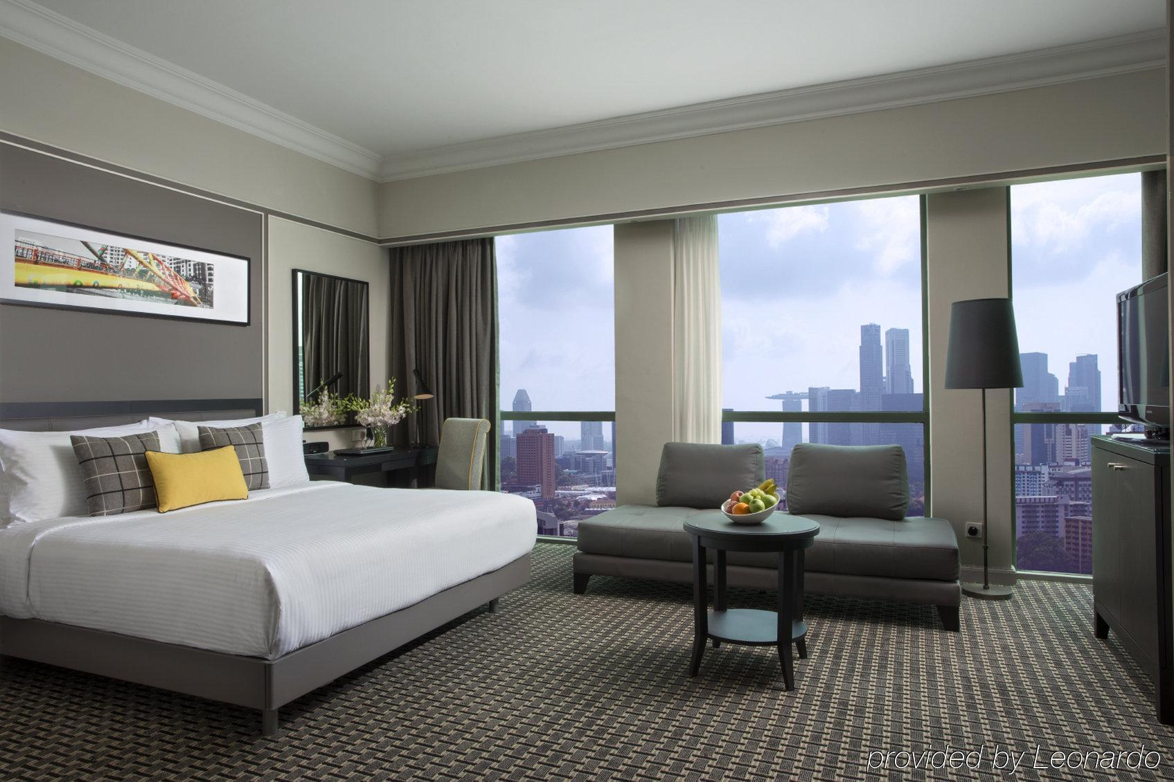 Hotel grand copthorne waterfront singapore for W hotel in room dining menu singapore